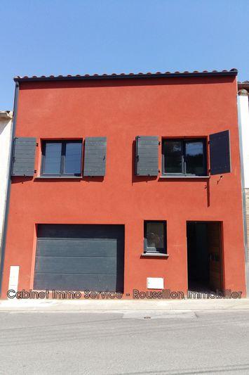 Maison de village Saint-André Les albères,  Location maison de village  2 chambres   79m²