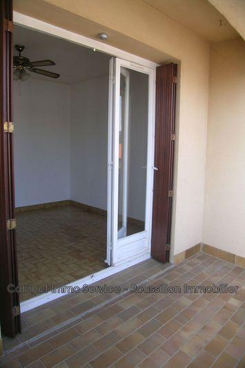 Appartement Céret  Location appartement  1 pièce   26m²