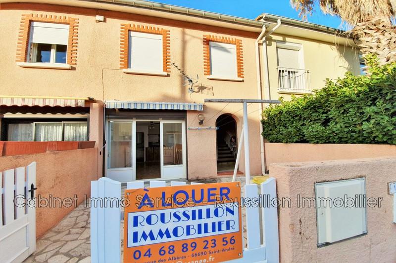 Maison de ville Argelès-sur-Mer Village,  Location maison de ville  2 chambres   65m²