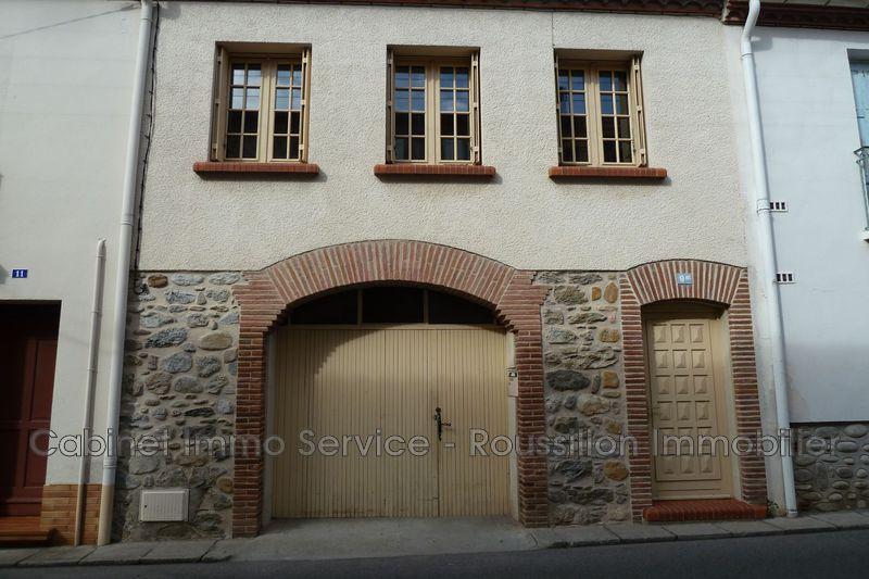 Maison de village Saint-André  Location maison de village  2 chambres   53m²
