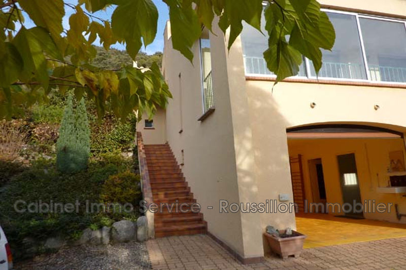 Villa Arles-sur-Tech   achat villa  4 chambres   165m²