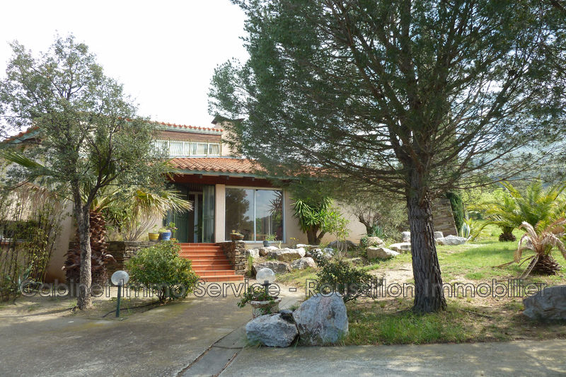 Photo n°1 - Vente Maison villa Montesquieu-des-Albères 66760 - 477 000 €