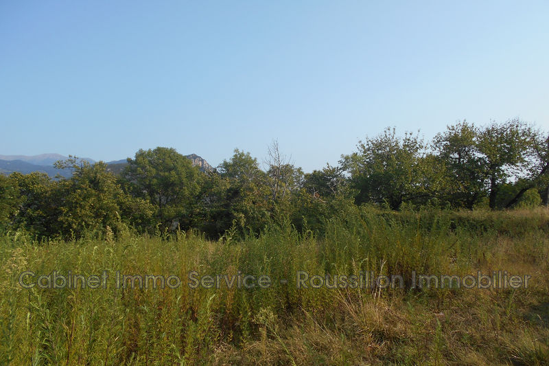 Terrain à bâtir Serralongue   achat terrain à bâtir   1192m²