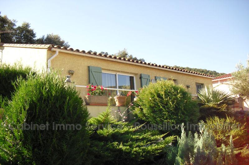Villa Amélie-les-Bains-Palalda   achat villa  3 chambres   106m²