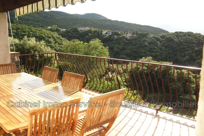 Photo Villa Céret Vallespir,   achat villa  4 chambres   130 m²