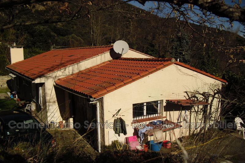 Villa Arles-sur-Tech Vallespir,   achat villa  4 chambres   113m²