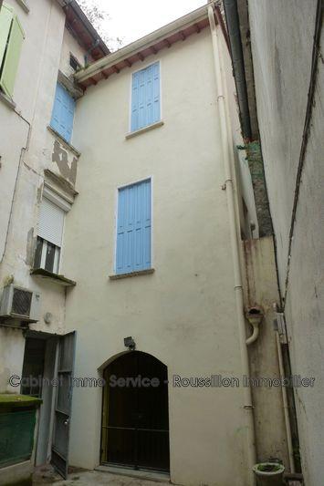Maison de village Céret Vallespir,   achat maison de village  4 chambres   116m²
