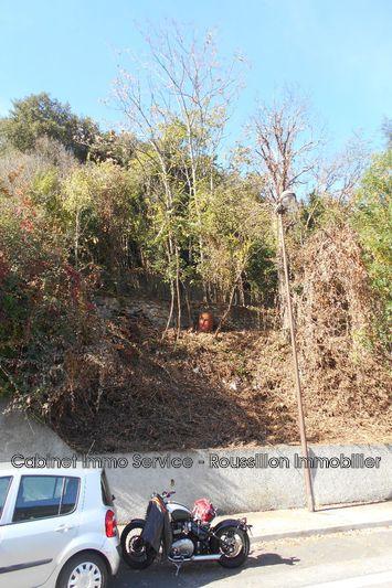 Terrain à bâtir Arles-sur-Tech Vallespir,   achat terrain à bâtir   283m²