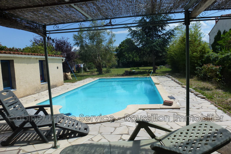 Photo n°2 - Vente maison Saint-Jean-Lasseille 66300 - 369 000 €