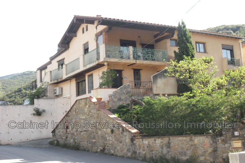 Villa Amélie-les-Bains-Palalda Vallespir,   achat villa  5 chambres   165m²