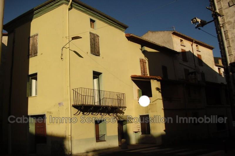 Maison de village Arles-sur-Tech Vallespir,   achat maison de village  3 chambres   207m²