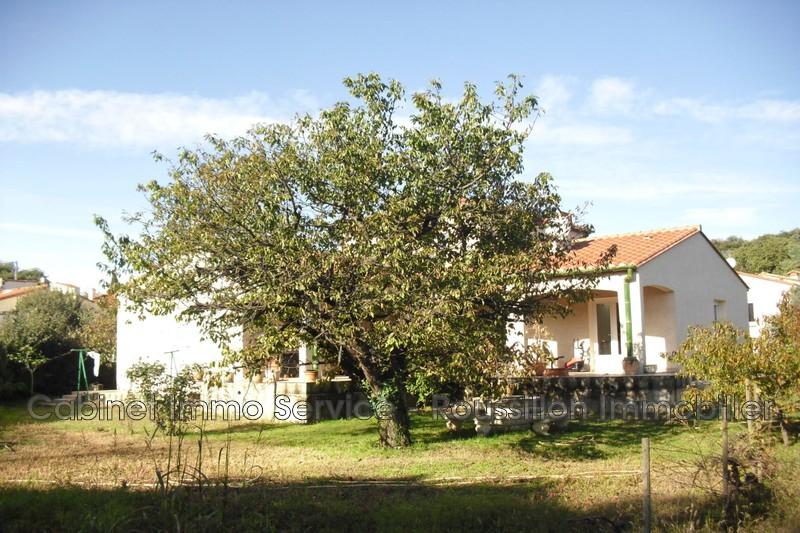 Villa Saint-Jean-Pla-de-Corts Vallespir,   achat villa  3 chambres   122m²