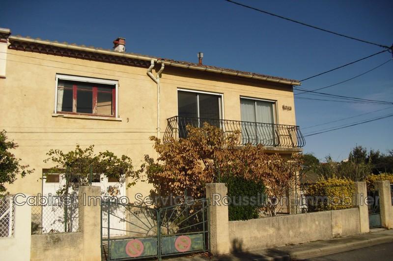 Villa Saint-Jean-Pla-de-Corts Vallespir,   achat villa  3 chambres   87m²