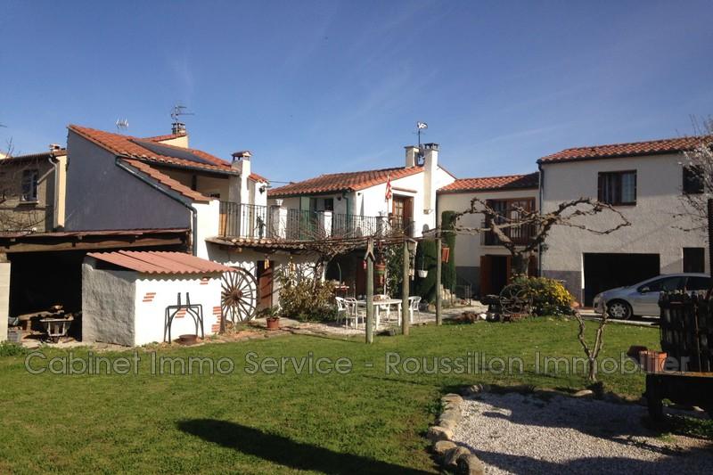 Maison de village Maureillas-las-Illas Vallespir,   achat maison de village  4 chambres   200m²