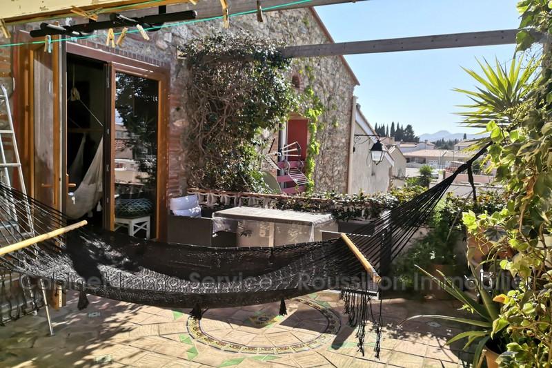 Photo n°2 - Vente maison en pierre Palau-del-Vidre 66690 - 280 000 €
