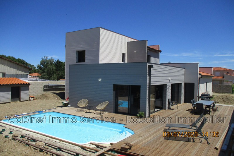 Villa Céret Vallespir,   achat villa  3 chambres   121m²