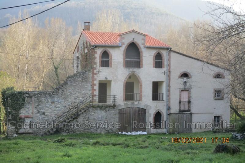 Manoir Arles-sur-Tech Vallespir,   achat manoir  6 chambres   437m²