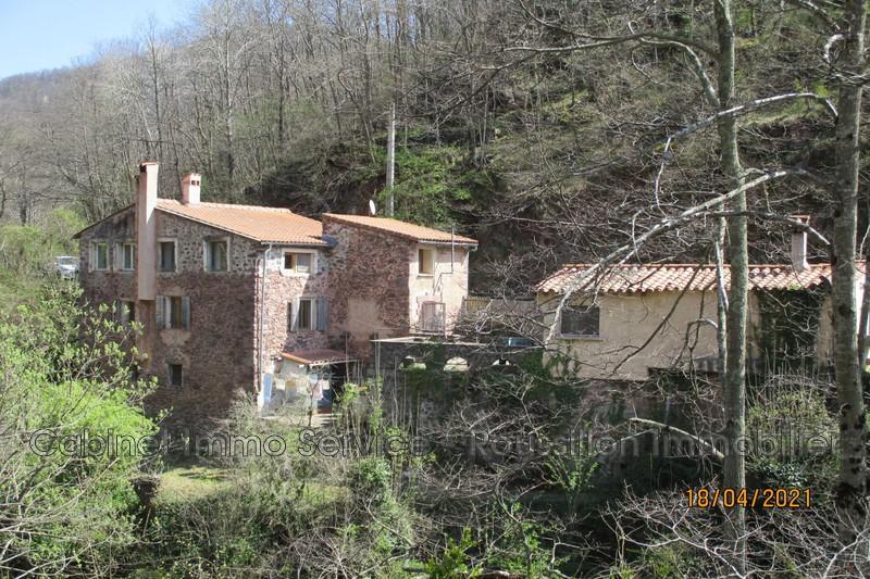 Maison en pierre Lamanère Haut de vallespir,   achat maison en pierre  2 chambres   131m²