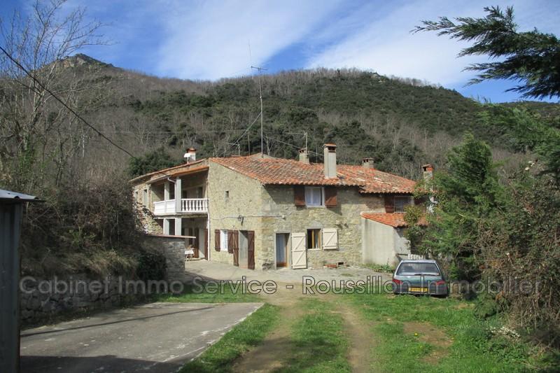 Maison en pierre Le Tech Haut de vallespir,   achat maison en pierre  4 chambres   194m²