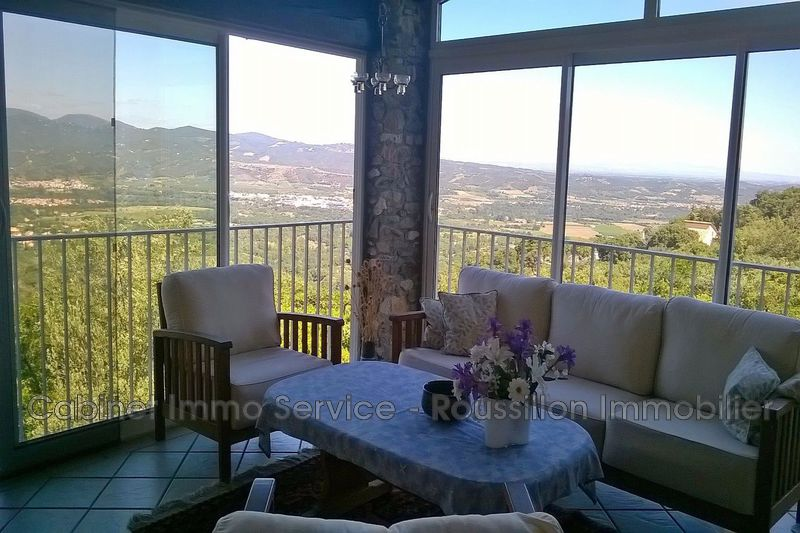 Photo House Céret Vallespir,   to buy house  3 bedroom   165 m²