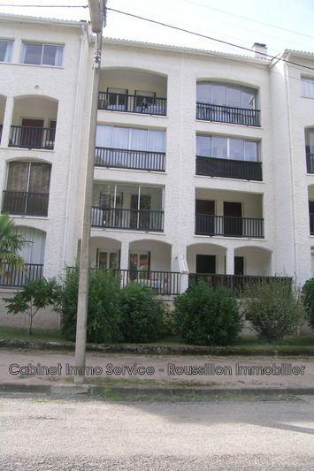 Appartement Amélie-les-Bains-Palalda   achat appartement  1 pièce   27m²