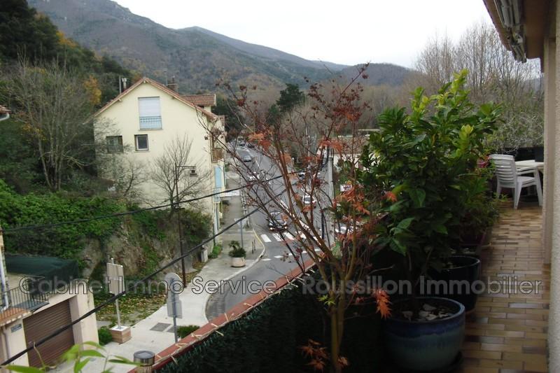 Appartement Amélie-les-Bains-Palalda Vallespir,   achat appartement  4 pièces   104m²