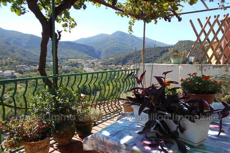 Maison de village Amélie-les-Bains-Palalda Village,   achat maison de village  3 chambres   112m²