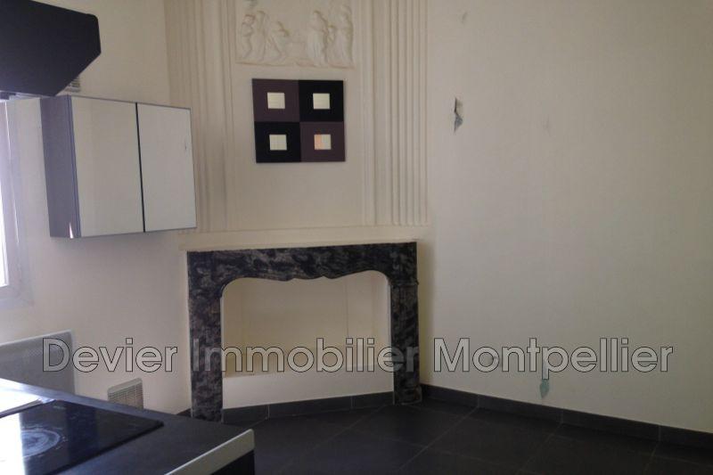 Appartement Montpellier Ecusson,  Location appartement  2 pièces   27m²