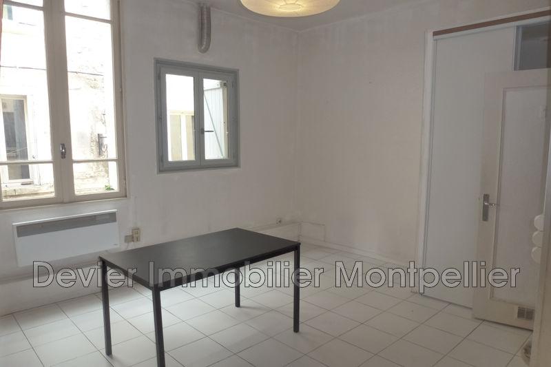 Appartement Montpellier Ecusson,  Location appartement  1 pièce   18m²