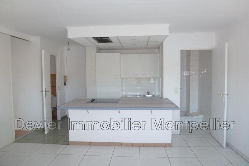 Appartement Montpellier Gambetta,  Location appartement  1 pièce   25m²