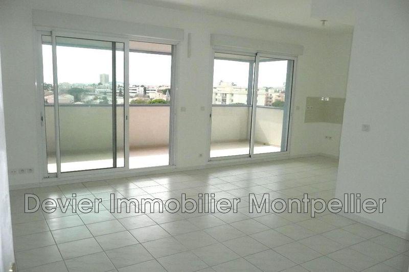 Appartement Montpellier Port marianne,  Location appartement  3 pièces   62m²