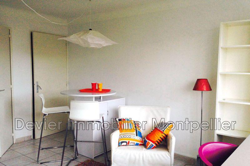 Appartement Montpellier Gambetta,  Location appartement  1 pièce   24m²