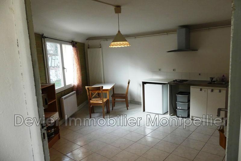 Appartement Montpellier Boutonnet,  Location appartement  2 pièces   40m²