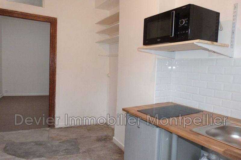 Appartement Montpellier Ecusson,  Location appartement  2 pièces   28m²