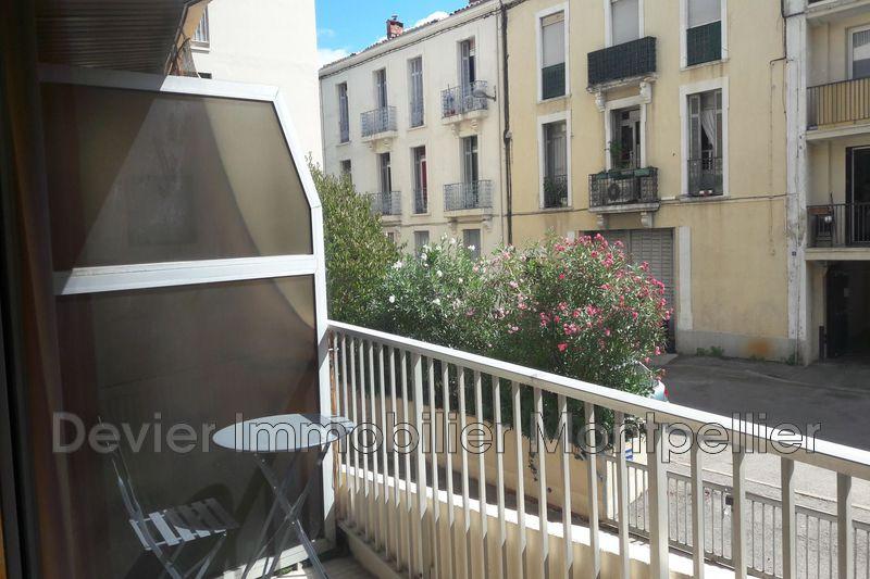 Appartement Montpellier Clémenceau,  Location appartement  1 pièce   30m²