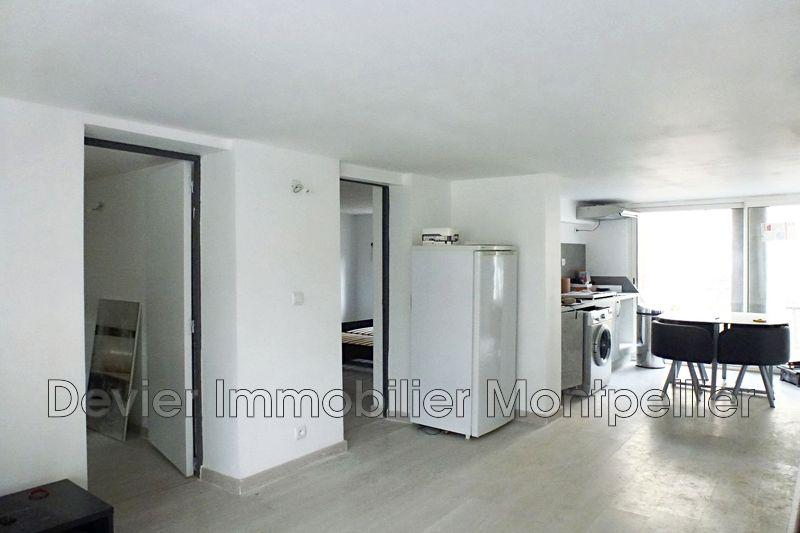 Appartement Montpellier Près d'arènes,  Location appartement  3 pièces   60m²