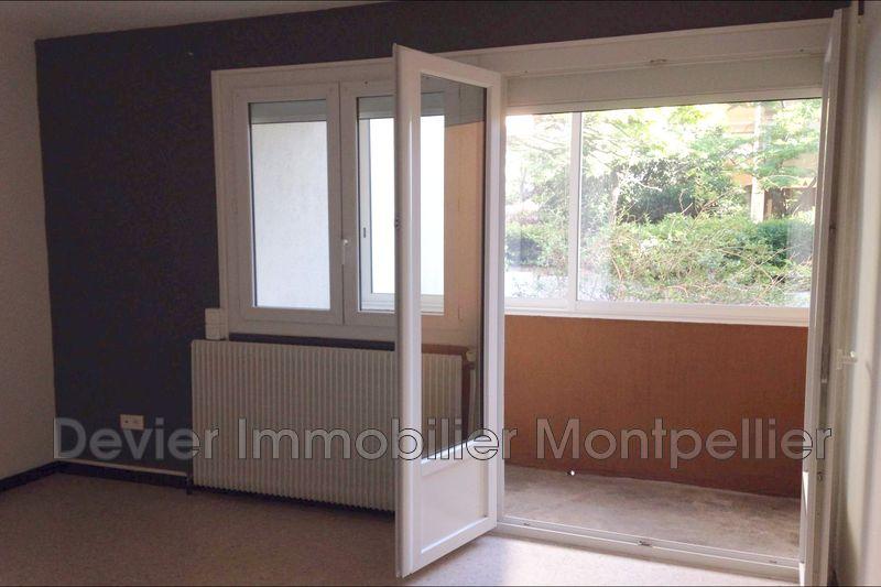 Appartement Montpellier Hôpitaux facultés,  Location appartement  1 pièce   21m²