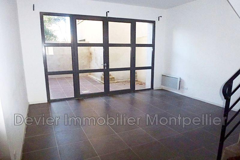 Appartement Montpellier Antigone,  Location appartement  3 pièces   65m²