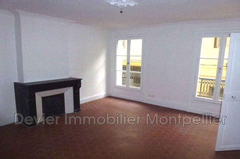 Appartement Montpellier Comédie,  Location appartement  2 pièces   55m²