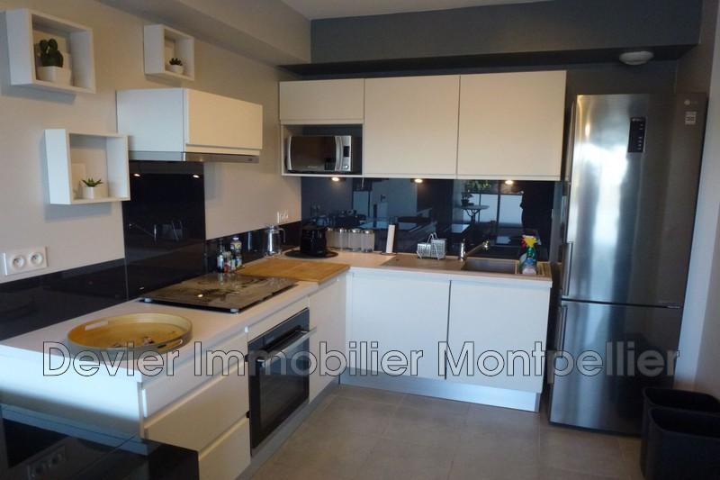 Appartement Montpellier Port marianne,  Location appartement  2 pièces   41m²