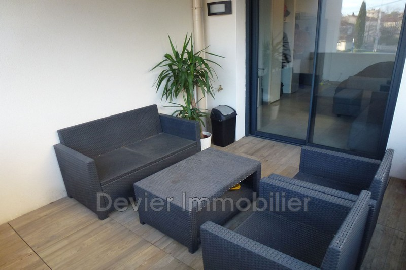 Appartement Montpellier Près d'arènes,  Location appartement  1 pièce   26m²