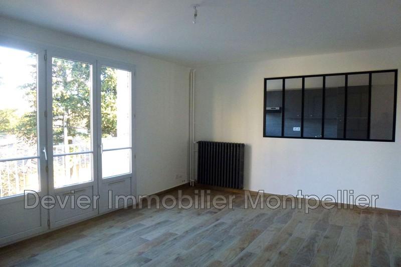 Appartement Montpellier Arceaux,  Location appartement  3 pièces   58m²