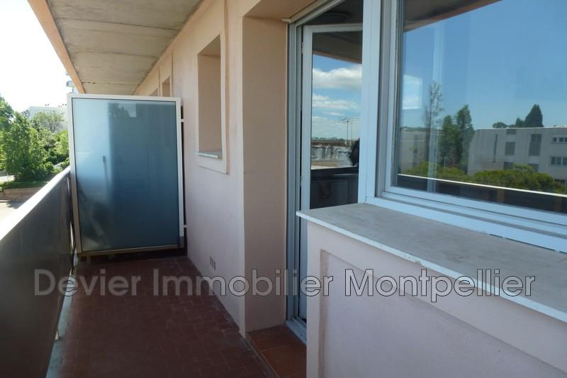 Appartement Montpellier Hôpitaux facultés,  Location appartement  1 pièce   19m²