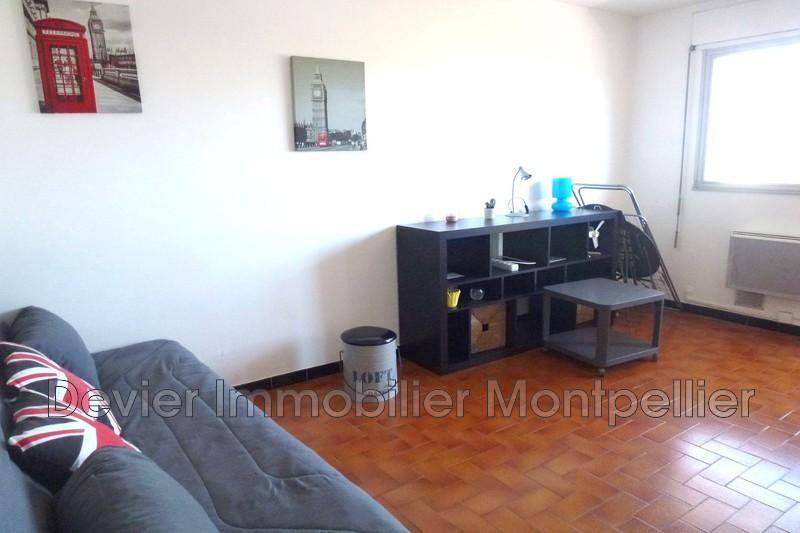 Apartment Montpellier Hôpitaux facultés,  Rentals apartment  1 room   19m²