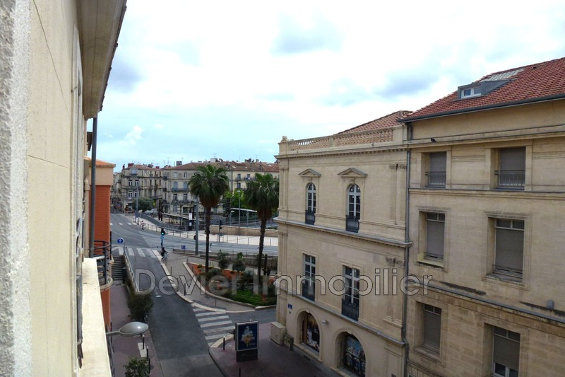 Appartement Montpellier Comédie,  Location appartement  1 pièce   30m²