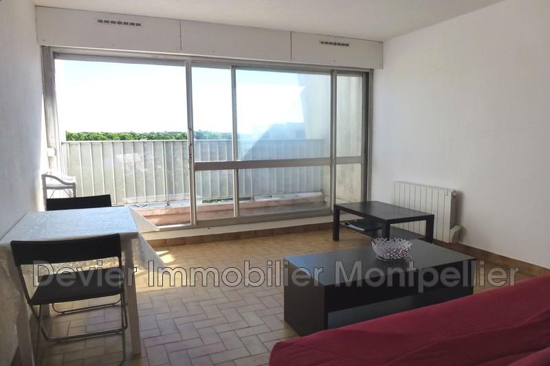 Appartement Montpellier Hôpitaux facultés,  Location appartement  1 pièce   23m²