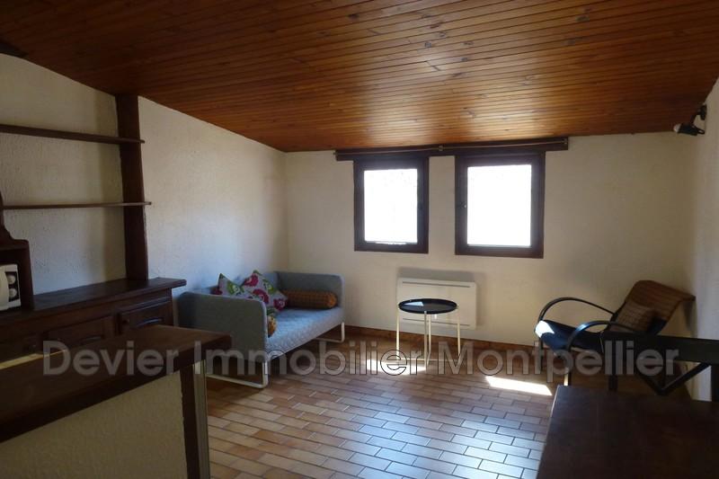 Appartement Montpellier Ecusson,  Location appartement  2 pièces   32m²