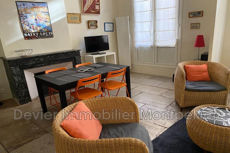 Appartement Montpellier Ecusson,  Location appartement  3 pièces   89m²
