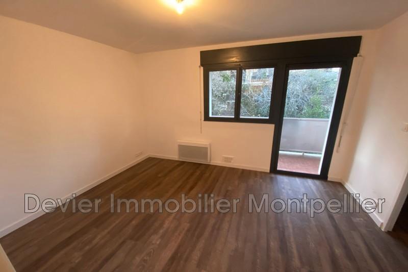 Appartement Montpellier Hôpitaux facultés,  Location appartement  1 pièce   18m²