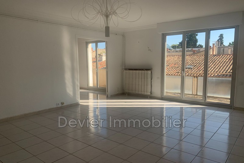 Appartement Montpellier Gare,  Location appartement  4 pièces   85m²
